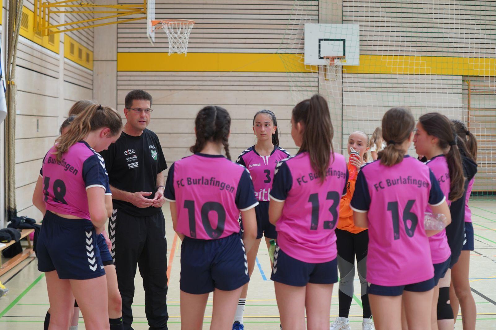 Motiviert in die neue Handballsaison